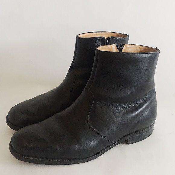 Hitchcock Exeter Dress Boots Mens